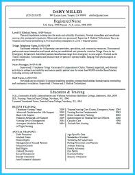 Critical Care Nurse Resume Pin On Resume Template Pinterest 12