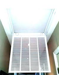 decorative return air vent covers decorative air return covers ac decorative cold air return vent covers