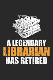 Retirement Formulas A Legendary Librarian Has Retired Retirement Ruled Notebook