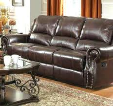 costco leather furniture. Costco Leather Reclining Sofa Furniture Chairs Power In