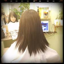 40代50代の髪の毛の多い方スタイルチェンジのステキな一例