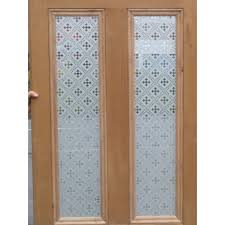 astounding image of frosted glass door design for home interior decoration design ideas divine image