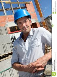 Buiding Manager Building Manager On Site Stock Image Image Of Worker 21665155
