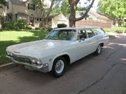 1965 Chevrolet Biscayne Station Wagon Maintenance of old vehicles ...