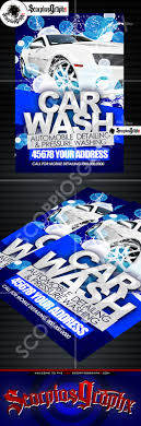 car wash flyer template scorpiosgraphxcar wash car wash flyer template