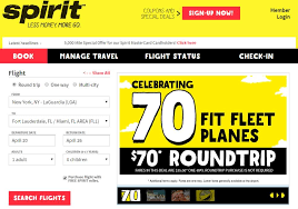 Competent Spirit Airlines Rewards Chart 2019