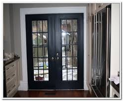 black french doors patio. Contemporary Patio Exterior Double French Doors Interior Black  With Brass Door Knob Intended Patio N