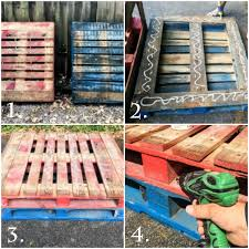 diy pallet outdoor bar on sutton place