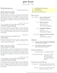 Academic Resume Cool Phd Resume Template Latex Resume Template The Best Ideas On