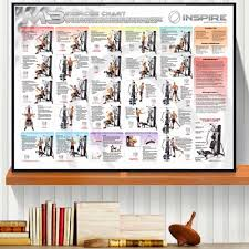 Sexercise Chart Bodybuilding Exercise Chart Canvas Art Print Painting Poster Wall Pictures For Living Room Decoration Home Decor No Frame