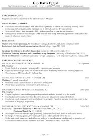 show some resume formats cipanewsletter show resume samples student and internship examples chronological