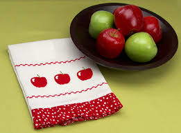 Kitchen Towel Craft Projects Singer Sewing
