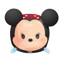 Tsum Tsum Color Chart Tsum Tsum Minnie Mouse Disney Orbz Balloon 19inch