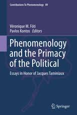 phenomenology and the primacy of the political essays in   preview