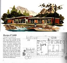 Small Picture mid century modern floor plans House Plans and Home Designs FREE
