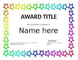 Award Templates Editable End Of The Year Award Templates By Lifewithonesies Tpt