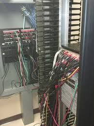 properly wiring a network closet  at How To Show A Wiring Closet Network Diagram