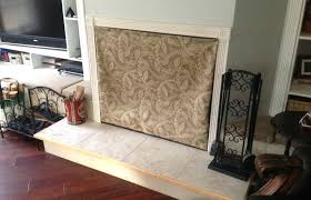 fireplace covering ideas fireplace cover image ideas chimney delicate height inches outdoor fireplace cover home design fireplace covering