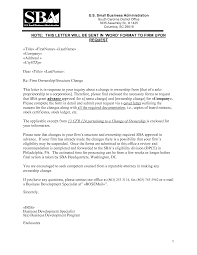 Best Photos Of Transfer Of Ownership Letter Sample Business