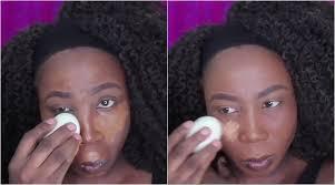 makeup blender egg. make up, up videos, makeup hacks, beauty blenders, weird blenders blender egg