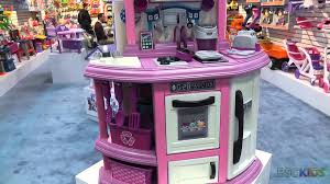 American Homestyle Kitchen American Plastic Toys Kitchen Youtube