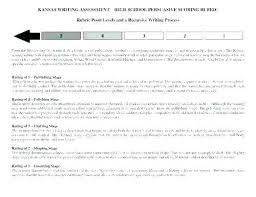 Scoring Rubric Template Rubric Template Scoring General Sample Rubrics Interview Free