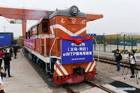china europe freight train adds new