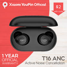 <b>Haylou T16</b> Earphones ANC Headphones <b>TWS</b> Active Noise ...