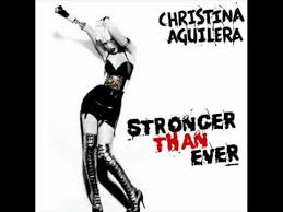 Christina Aguilera - Stronger than ever (male version) - YouTube