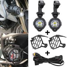 wiring fog lights motorcycle explore wiring diagram on the net • led auxiliary fog lights protector cover wiring harness for bmw rh com fog lamp relay wiring fog light relay wiring diagram