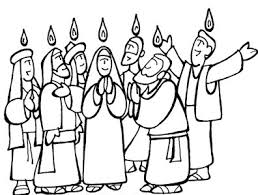 Small Picture coloring pages pentecost number pentecost colouring pages VBS