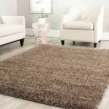 What Size Area Rug For Living Room Safavieh Belize Shag Taupe Gray 3 Ft X 5 Ft Area Rug Sgb489d 3