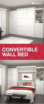home office and guest room. make sure your home is ready for visitors by installing this convertible wall bed into guest room office and
