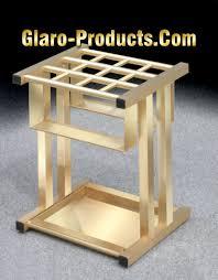 glaro solid dependable umbrella racks and umbrella stands
