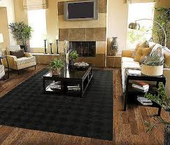 living room area rugs contemporary fresh solid black area rug carpet 5 x 7 size rugs floor decor