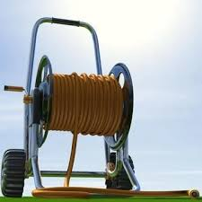 3d model garden hose reel now