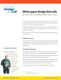 Word Research Paper Template White Paper Format Template White Paper Template 9 Free