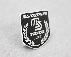 mazdaspeed emblem. top 5 best side rear decal mazdaspeed emblem badge sticker for mazda racing sport bl review c