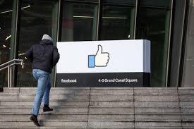 facebook office in dublin. looking to expand a visitor entering facebooku0027s european headquarters in dublin ireland facebook office