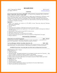 20 Career Summary On Resume Agenda Template