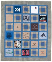 How to make a t-shirt quilt - with Marie Osmond - Stitch This! The ... & Free Quilt Pattern: T-Shirt Memories Quilt Adamdwight.com