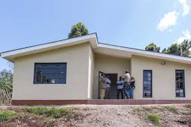kenya s building cool houses from polystyrene