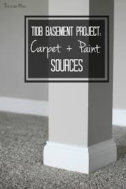 basement carpeting ideas. This Is Our Bliss Basement Project - Paint \u0026 Carpet Sources Sherwin Williams Shaw Carpeting Ideas A