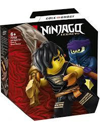 Lego Ninjago 71733 - der Epische Kampf - Cole vs Krieger fantasm