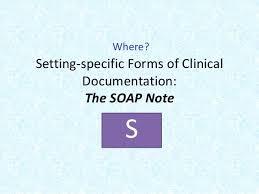 Occupational Therapy Soap Note – Cglcbeta.info