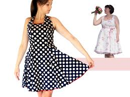 Dress Patterns For Women Fascinating Women Dress Pdf Sewing Pattern AnniNanni Dress