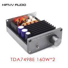 100VA 100W Subwoofer Digital Power <b>Amplifier Board TPA3116D2</b> ...