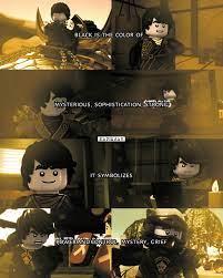 Credit to @ZafirJay | Lego ninjago, Lego ninjago lloyd, Ninjago