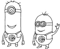 Cartoni Animati Minions In Italiano Minions Divertenti Disegni Da