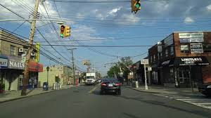 driving from new dorp to midland beach in staten island new york